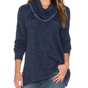 Free people FP Beach cocoon cowl neck sweater